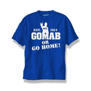 """PBS """"Gomab or Go Home"""" Tee"""