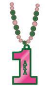 Color Bead Tiki Line Number - AKA