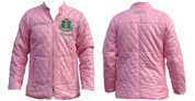 AKA Quilted Jacket - Pink