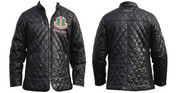 AKA Quilted Jacket - Black