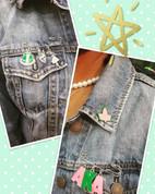 AKA Accessory Safety Pins