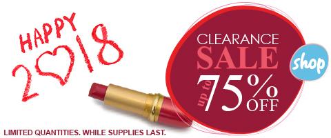 Clearance Sale 2018
