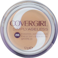 Cover Girl Simply Ageless Foundation + Anti-Aging Serum SPF 20