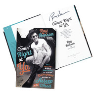 Ray Benson-Coming Right at Ya-Book (Signed By Ray Benson)
