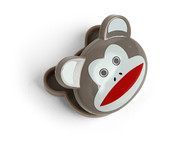 Monkey Bag Clips (Set of 6) (BC05MO)