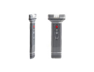 """Flat Flashlight is Great for Purse or Pocket & Has Magnetic Side L 2.36"""" X W 1.5"""" X H 6.89"""""""