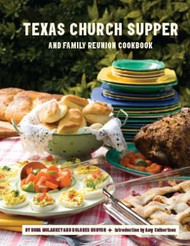 Texas Church Supper-Mini Book