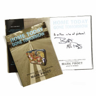 Home Today Gone Tomorrow-Book (Signed by Author)