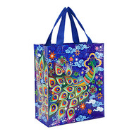 Blue Q Peacock Handy Tote (QA377)
