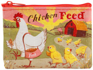 Blue Q Chicken Feed Coin Purse (QA560)