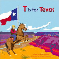 T is for TEXAS-Book