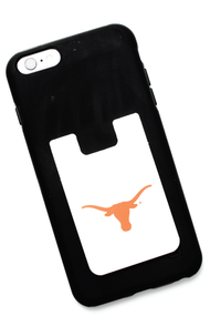 Texas Longhorn Cellphone ID/CC/$ Holder