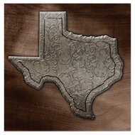 Thirstystone Texas Coaster Set