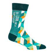 Blue Q Team Player Socks (SW830)
