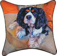 MWW Charles In Charge Pillow SLCHCH