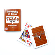 Texas Longhorn Logo Playing Cards