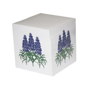 Bluebonnet Note Cube