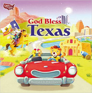God Bless Texas-Book