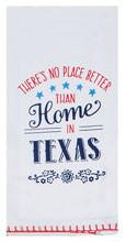 Home in Texas Flour Sack Tea Towel (R3767)
