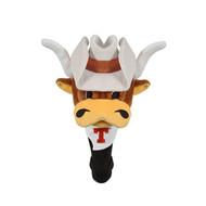 Texas Shaft Gripper Mascot Headcover