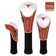 Texas Nylon Headcover (set of 3) Driver, Fairway, Utility