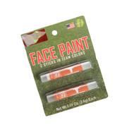 Texas Longhorn Face Paint