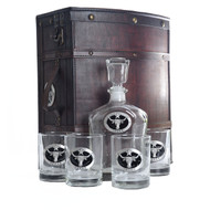 State of Texas Decanter Set