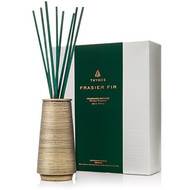 Thymes Frasier Fir Metal Joyeaux Diffuser 7.75 oz