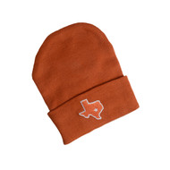 Team Color Texas Preemie/Newborn Cap (2 Colors)