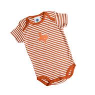 Team Color Infant Stripe Onesie