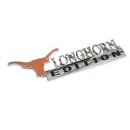 Texas Longhorn Edition Emblem (LHVEDITION)