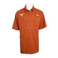 Texas Longhorn Columbia Low Drag Shirt