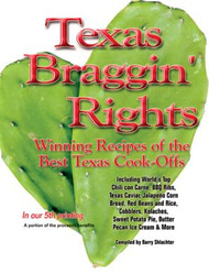 Texas Braggin' Rights-Mini Cookbook