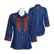 Parsley & Sage Jolie Shirt (2 Colors) (S-2X)