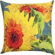 MWW Sunflower Pillow SLTLSF