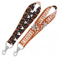 Texas Longhorn Mickey Mouse Keystrap
