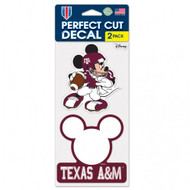 A&M Mickey Mouse Decals (Set of 2)