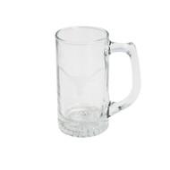 Texas Longhorn Etched Logo Pint Mug (ESM)