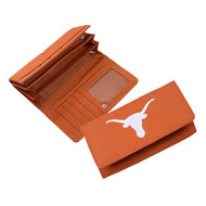 Texas Longhorn Fabric Wallet