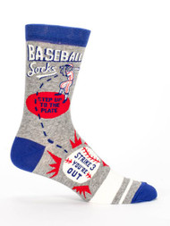Blue Q Baseball Socks (SW831)