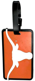 Texas Longhorn Soft Bag Tag  CCP-LS-030-52