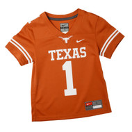 Texas Longhorn Nike Youth Untouchable Jersey (41301)