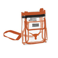 Texas  Longhorn Gameday Clear Crossbody (218-66P)