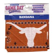 Texas Longhorn Bandana (12927)