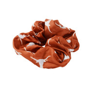Texas Longhorn Hair Scrunchie (34138)