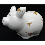 Texas Longhorn Piggy Bank (50992)