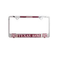 Texas ATM 3D License Plate Holder (ATM-3D-MASC)