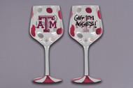 A&M Stem Glass (54653)