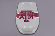A&M Stemless Glass (54654)