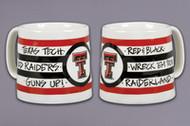 Texas Tech Logo Mug (24740)